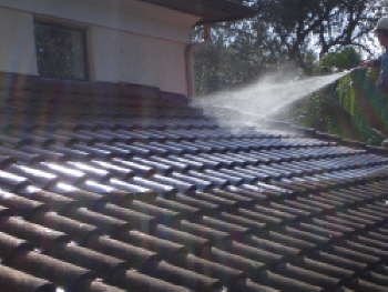 ... Tile Roof Cleaning Tampa